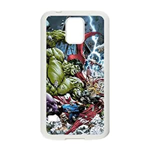 Avengers Samsung Galaxy S5 Cell Phone Case White delicated gift US6051587
