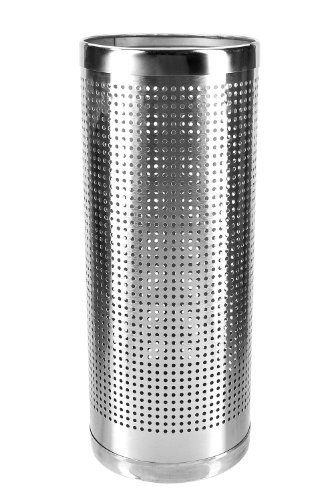 (Brelso SSM-S04 Umbrella Stand, Stainless Steel)