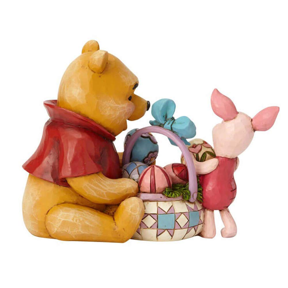 Enesco Pooh and Piglet Easter