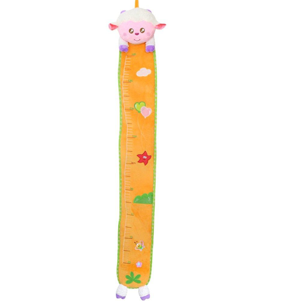 YeahiBaby Medidor de altura niños Gráfico de crecimiento para bebé decoración de pared la habitación infantil