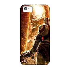 Cute High Quality Iphone 5c God Of War Case