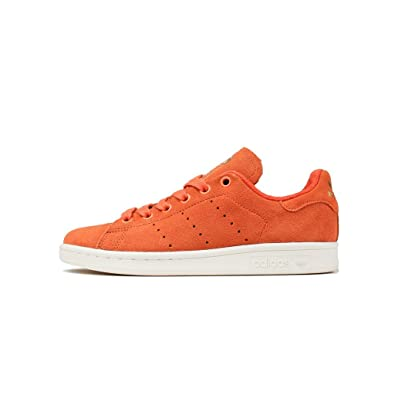best service 62296 b7585 adidas Stan Smith Mens in OrangeGold, 7