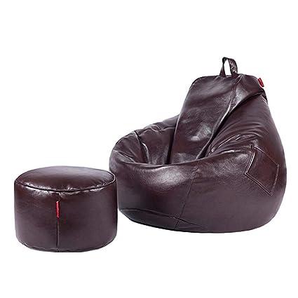Muebles para sillas con bolsita de frijoles, reposapiés ...