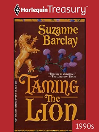 book cover of Taming the Lion