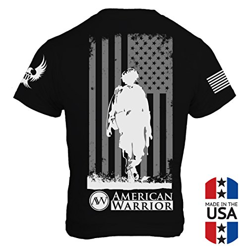 American Warrior Mens Range T Shirt product image