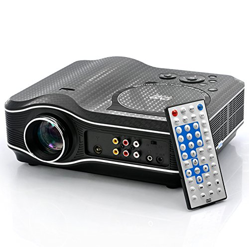 DVD Projector with DVD Player Built In - DVD Player Projecto