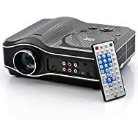 Sangdo LED Projector with DVD Player 800x600 30 Lumens 100 1