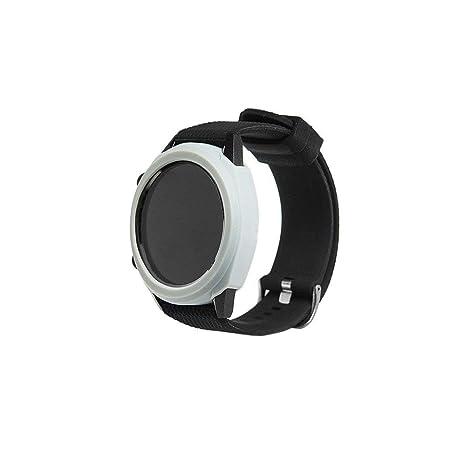 Riou Correa para Reloj,❤️para Huawei Watch GT Funda Completa de Silicona Suave Ultra