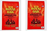 Royal Oak 195228021 Lump Charcoal, 15.4 lb (2-(Pack))