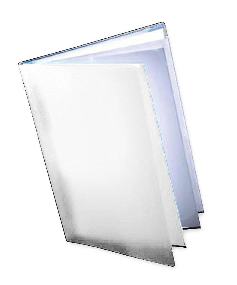 Dekko - Carpeta de fundas ampliable (A3), color transparente: Amazon.es: Oficina y papelería