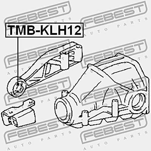 TMB-KLH12 LAGER F/ÜR AUSGLEICHGETRIEBE Febest