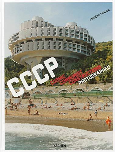 Frédéric Chaubin. Cosmic Communist Constructions Photographed (German Edition) (Table Plans Patio Building)