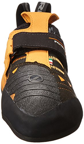 Scarpa Men's Instinct VS Climbing Shoe Black / Orange GZWxjTtAlq