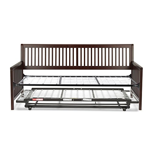 picture of Leggett & Platt Mission Complete Wood Daybed - Link Spring Support