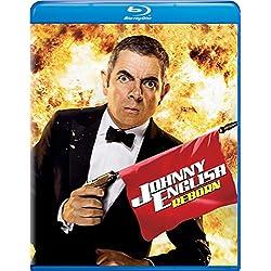 Johnny English Reborn [Blu-ray]
