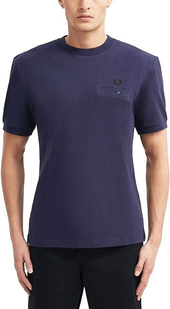 Fred Perry Pocket Detail Pique Shirt, Camiseta
