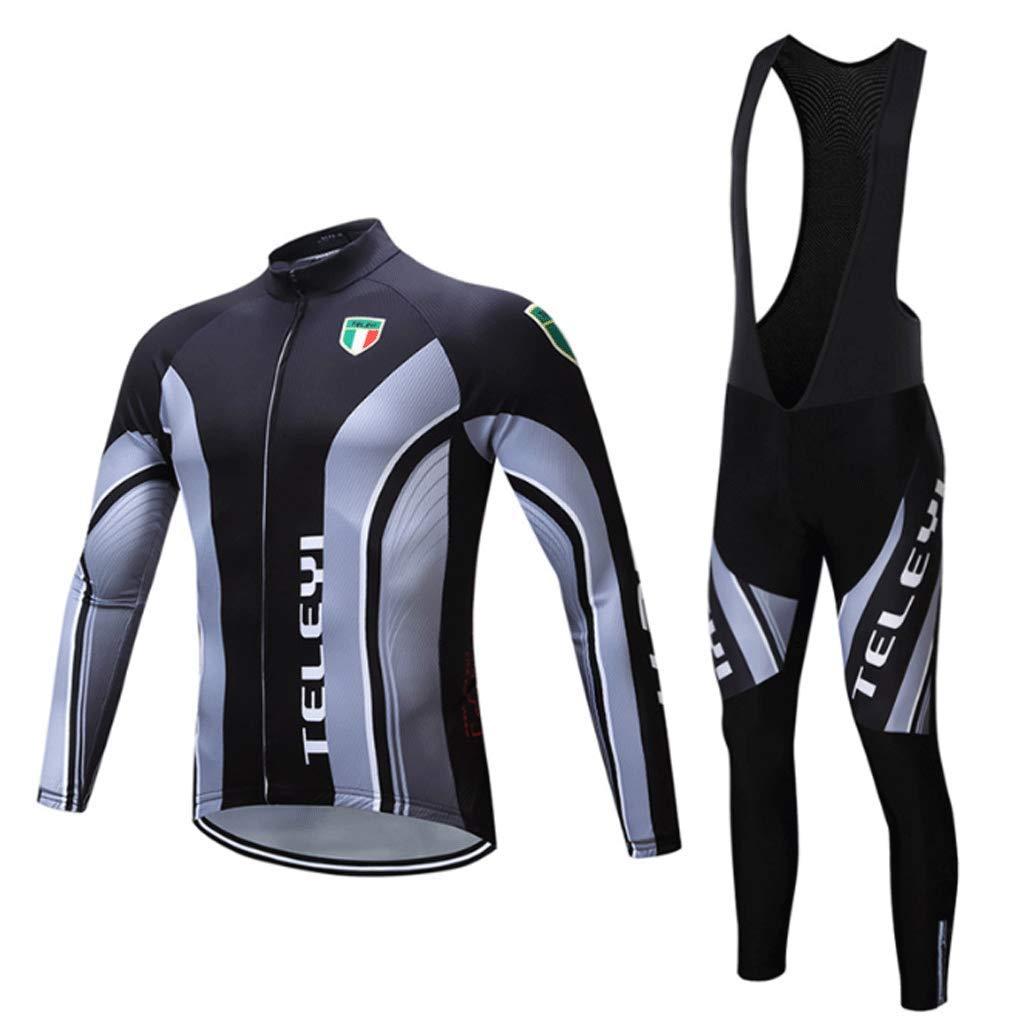 Xiaoping Fahrradbekleidung langärmelige Fahrradbekleidung Mountainbike-Bekleidung Sportausrüstung