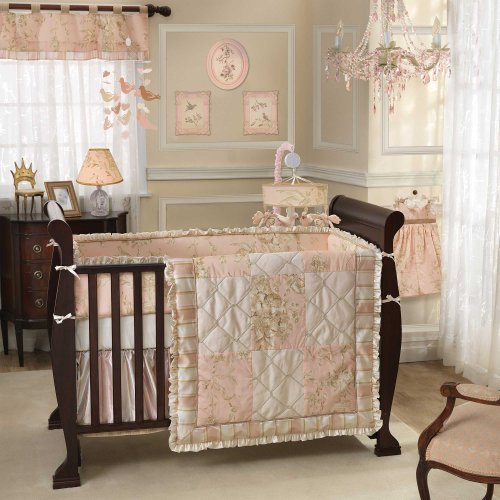 Shabby Chic Baby Bedding: Eclectic Style - Isle of Baby