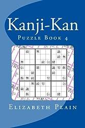 Kanji-Kan: Puzzle Book 4