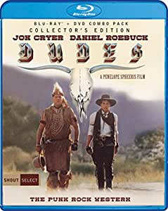 Dudes [Collector's Edition] (Bluray/DVD Combo) [Blu-ray]