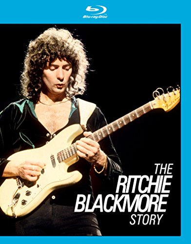 The Ritchie Blackmore Story [Blu-ray] (Beck Rock And Roll Hall Of Fame)