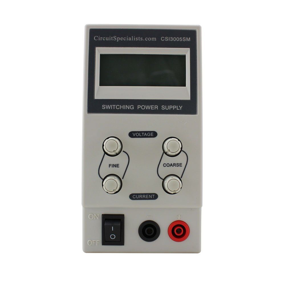 0 30volt 5amp Bench Power Supplycsi3005sm Home Simple 15v Regulated Supply Circuit Powersupplycircuit Audio Theater