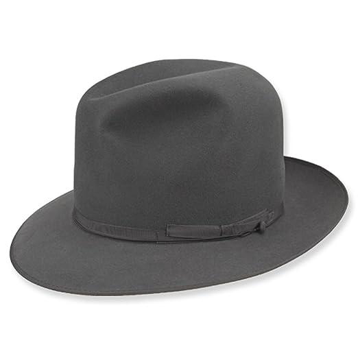 e0db35c8ff318 Amazon.com  Borsalino Alessandria Fur Felt Hat  Clothing