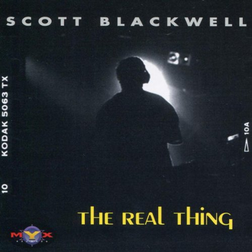 Scott Blackwell-The Real Thing-CD-FLAC-1994-FLACME Download