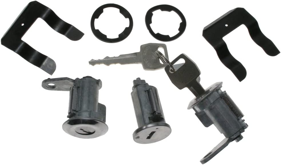 MUSTANG DOOR LOCK and IGNITION SET 1967-1969