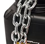 Forney 70411 Proof Coil Chain, Grade 30 Zinc