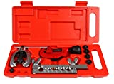 Shankly Double Flaring Tool, Professional Double Flaring Tool Kit