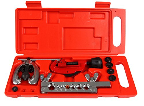 Kit Brake Yoke - Double Flaring Tool, Professional Double Flaring Tool Kit by Shankly