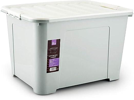 HX Cajas almacenaje Ropa Grandes de Almacenamiento de 100 litros ...