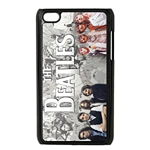FOR IPod Touch 4th -(DXJ PHONE CASE)-The Beatles Music Band-PATTERN 1