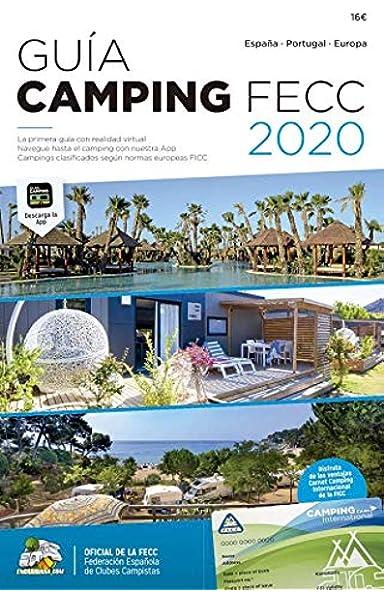 Guía de camping oficial de la FECC 2020: Amazon.es: Vv.aa, Vv.aa: Libros