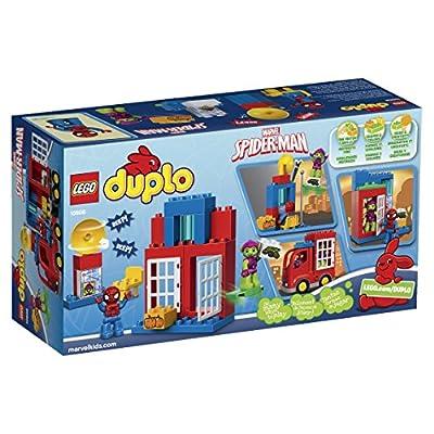 LEGO DUPLO Spider-Man Spider Truck Adventure 10608: Toys & Games