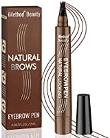 Eyebrow Tattoo Pen - iMethod Upgrade Microblading Eyebrow Pen, Eyebrow Makeup, Long Lasting, Waterproof and Smudge-proof