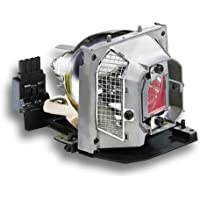 Dell Compatible 310-6747, 3400MP, 725-10003 / 0M8592 Projector Lamp with Housing