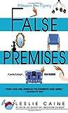 False Premises, Leslie Caine, 0440241766