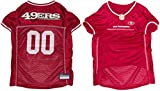 Pets First NFL San Francisco 49ers Jersey, Medium