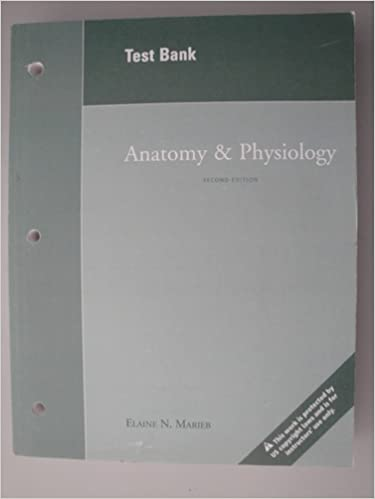 Test Bank for Anatomy and Physiology, 2nd Edition: Amazon.com: Books