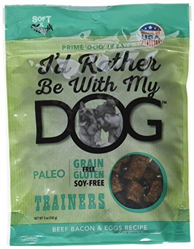 I'd Rather Be With My Dog Trainer Bf Bac Eggs Treat, 5 oz For Sale