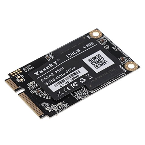 gazechimp SATA Solid State Drive SSD 1.8'' Laptop Game Hard Drive for PC 120G