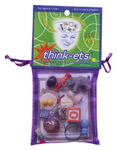 UPC 890147002049, Think-ets Purple Pouch Game