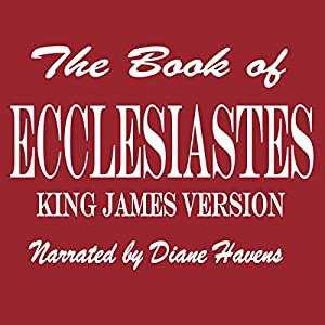 The Book of Ecclesiastes Audiobook