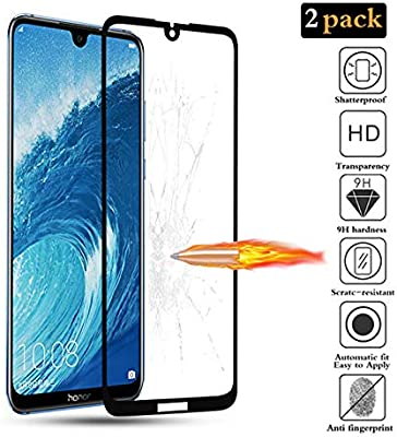 GoodcAcy[2-Pack Protector Pantalla Huawei Honor 8X MAX, Cristal ...