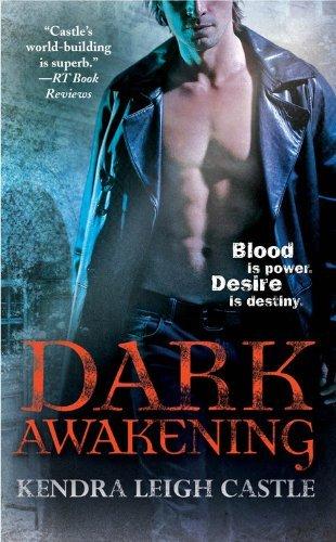 book cover of Dark Awakening