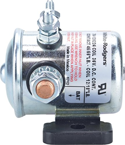 New DB Electrical 70-120224 36V White Rodgers Solenoid for Universal -