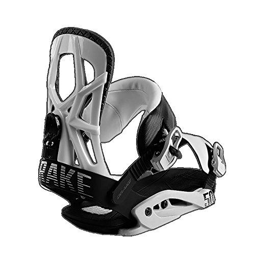 All Mountain Freeride Snowboard Bindings - 8