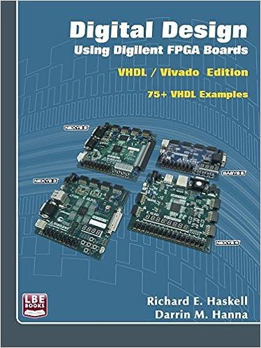 DIGITAL DESIGN USING DIGILENT FPGA BOARDS VERILOG PDF